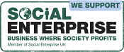 TidyChoice supports Social Enterprise. SEUK # 8906